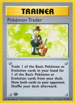 Pokémon Trader