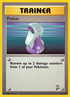 Potion card for Base Set 2