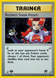 Rocket's Sneak Attack