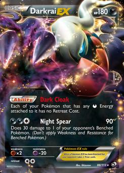 Darkrai-EX