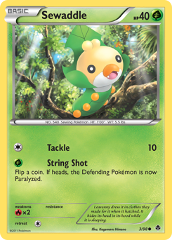 Sewaddle card for Emerging Powers