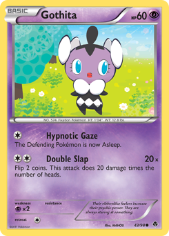 Gothita card for Emerging Powers