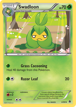 Swadloon card for Emerging Powers