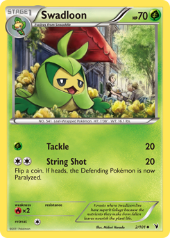 Swadloon card for Noble Victories
