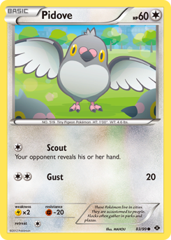Pidove card for Next Destinies