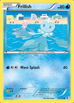 Frillish card for Boundaries Crossed