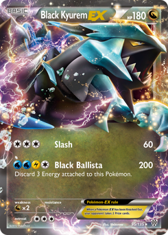 Black Kyurem-EX