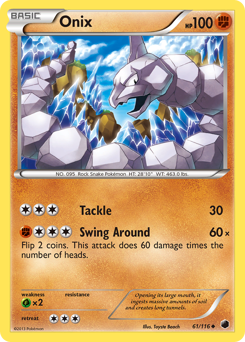 Onix card for Plasma Freeze