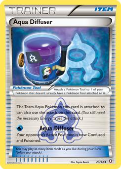 Aqua Diffuser