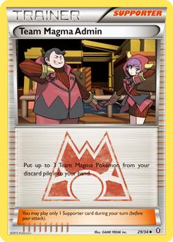 Team Magma Admin