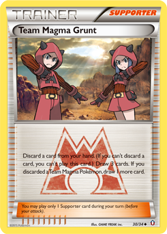 Team Magma Grunt