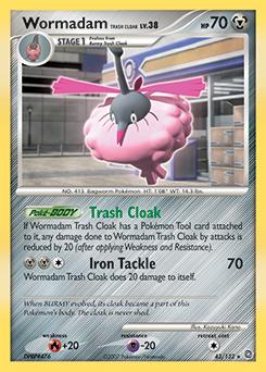 Wormadam Trash Cloak