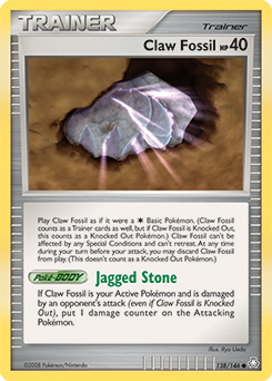 Claw Fossil