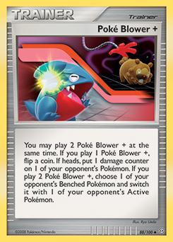 Poké Blower +