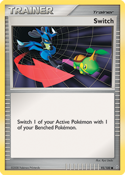 Switch card for Stormfront
