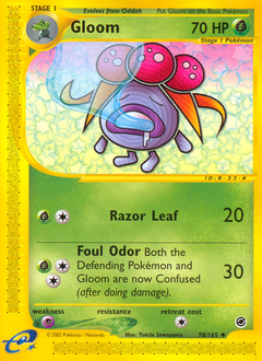 Gloom card for Expedition Base Set