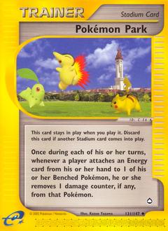 Pokémon Park