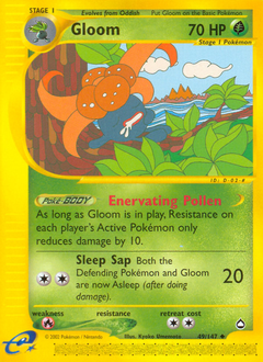 Gloom card for Aquapolis