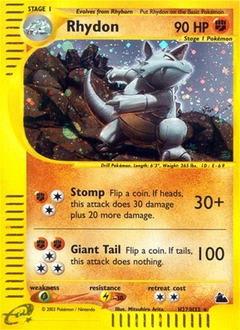 Rhydon card for Skyridge