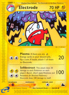 Electrode card for Skyridge