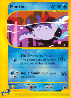 Mantine card for Skyridge