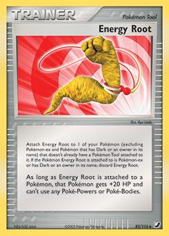 Energy Root