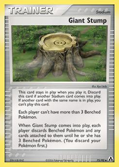 Giant Stump