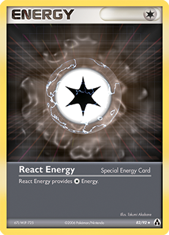 React Energy