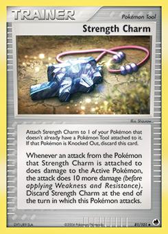 Strength Charm