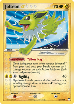 Jolteon Star