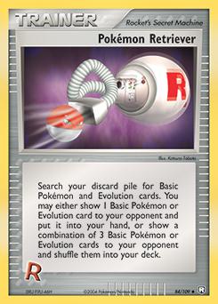 Pokémon Retriever