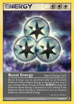 Boost Energy