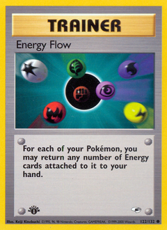 Energy Flow card for Gym Heroes