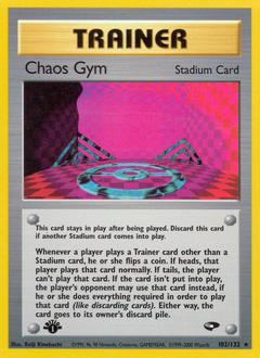 Chaos Gym