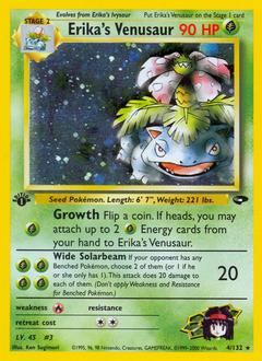 Erika's Venusaur