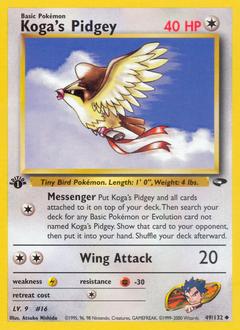 Koga's Pidgey