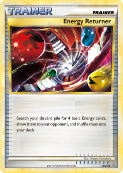 Energy Returner