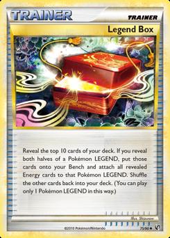 Legend Box