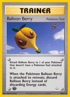 Balloon Berry