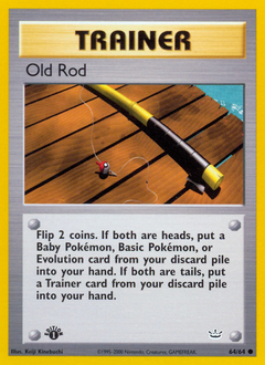 Old Rod