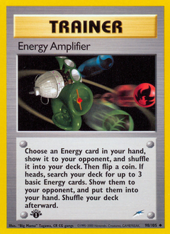 Energy Amplifier card for Neo Destiny