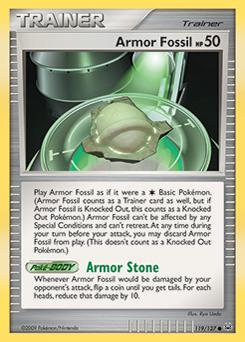Armor Fossil
