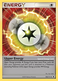 Upper Energy