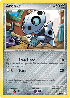 Aron card for Rising Rivals