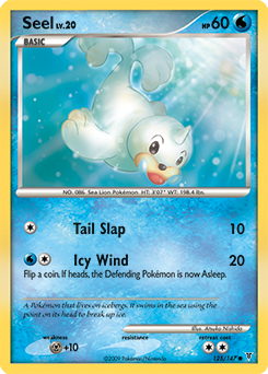 Seel card for Supreme Victors