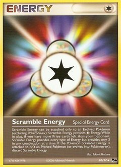 Scramble Energy