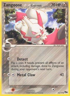 Zangoose (Delta Species)