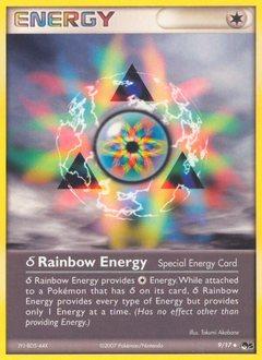 Delta Species Rainbow Energy