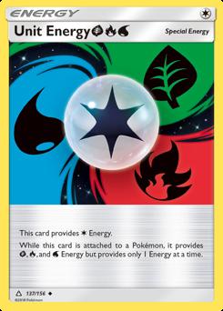 Unit Energy GrassFireWater