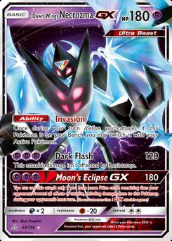 Dawn Wings Necrozma-GX